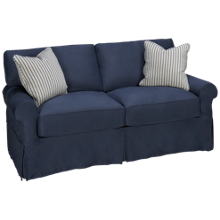 Rowe Nantucket Full Sleeper Loveseat