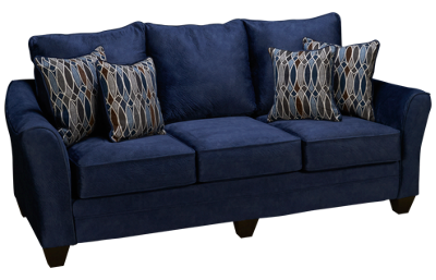 American Furniture Flannel Sofa