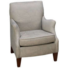 Sam Moore Aunt Jane Accent Chair