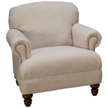 Klaussner Home Furnishings Sinclair Accent Chair