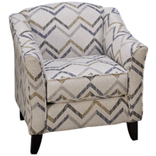 Fusion Furniture Vintage Accent Chair