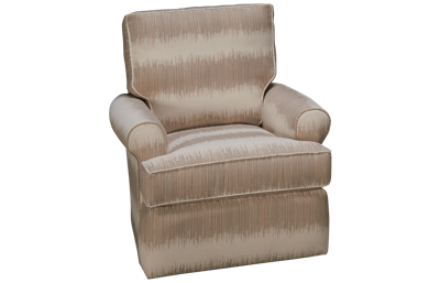 Capris Ball Arm Swivel Glider