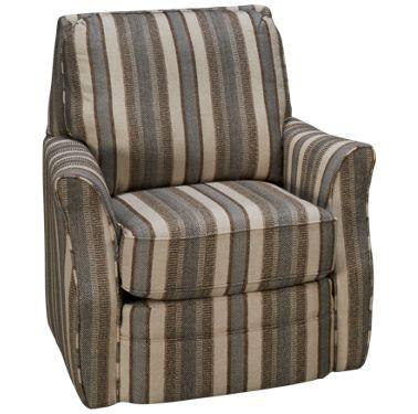 Flexsteel Jasmine Swivel Chair