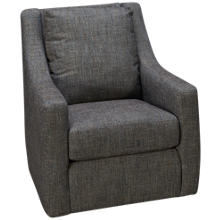 Flexsteel Mulberry Swivel Chair