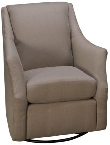 Flexsteel Lennox Swivel Chair