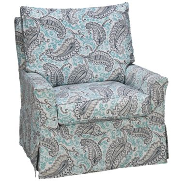 Magnificent Four Seasons Devin Swivel Glider With Slipcover Ibusinesslaw Wood Chair Design Ideas Ibusinesslaworg