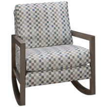 Sam Moore Rocky Accent Rocking Chair