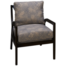 Sam Moore Vortex Accent Chair