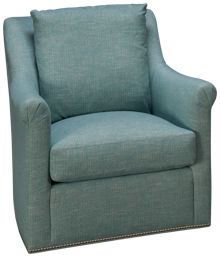 Huntington House Solutions Swivel Accent Chair