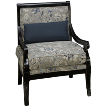 Jonathan Louis Quincy Accent Chair