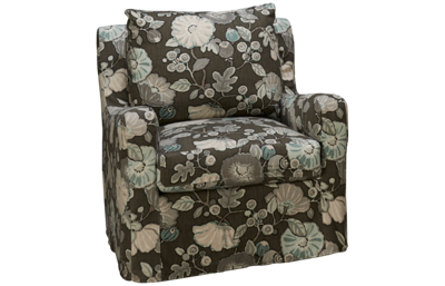 Four Seasons Sloan Swivel Glider