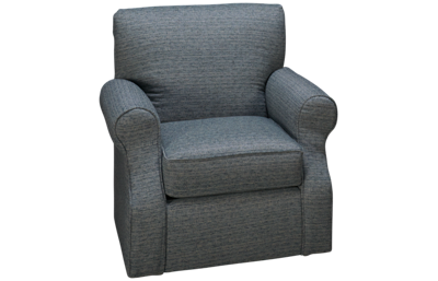 Fusion Furniture Infinity Swivel Chair