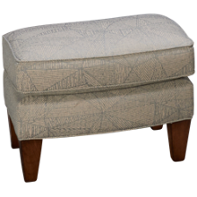 Sam Moore Aunt Jane Accent Ottoman