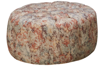 Sam Moore Milsey Accent Ottoman