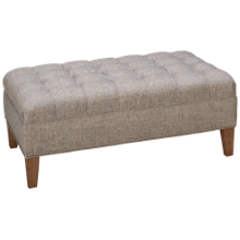 Huntington House Solutions 1 Accent Ottoman