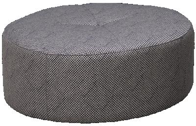 Bauhaus Hastings Round Ottoman