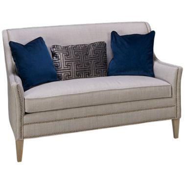 Sam Moore Everly Sam Moore Everly Settee Jordan S Furniture