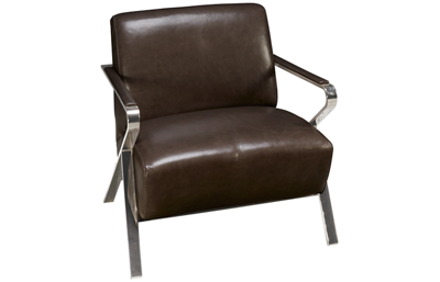 American Leather Oscar Leather Chair