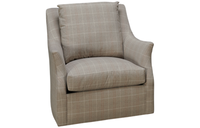 Huntington House Solutions 2 Accent Swivel Glider