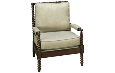 Klaussner Home Furnishings Rowlin Accent Chair