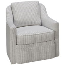 Rowe Hollins Accent Swivel Chair