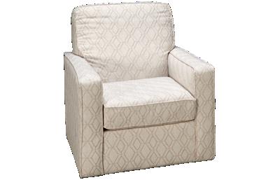 Peak Living Harrison Swivel Chair