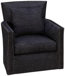 Huntington House Langston Accent Swivel Chair