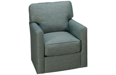 Rowe Evan Accent Swivel Chair