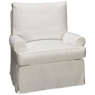 Rowe Sophie Rowe Sophie Accent Swivel Chair With Slipcover Jordan S Furniture