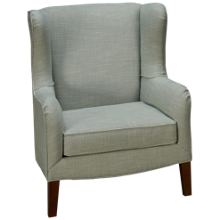 Klaussner Home Furnishings Eden Accent Chair