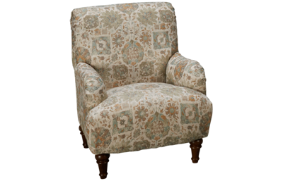 Klaussner Home Furnishings  Ginger Accent Chair
