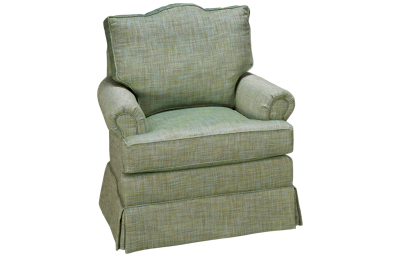 Kincaid Studio Accent Swivel Rocker