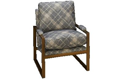 Craftmaster CM Modern Accent Chair