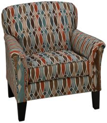 United Grandstand Accent Chair
