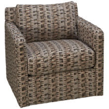 Jonathan Louis Belaire Accent Swivel Chair