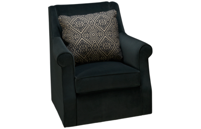 Kincaid Comfort Accent Swivel Glider