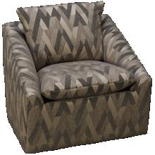 Jonathan Louis Bonham Accent Swivel Chair