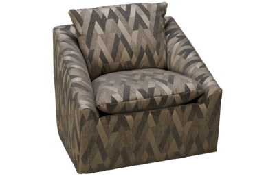 Jonathan Louis Bonham Accent Swivel Chair