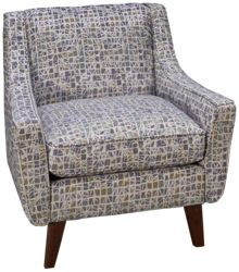 Jonathan Louis Strathmore Accent Chair