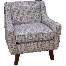Jonathan Louis Strathmore Accent Chair