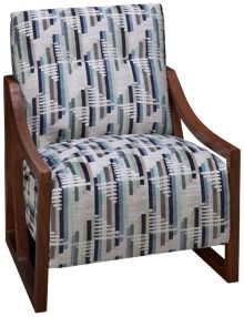 Jonathan Louis Hudson Accent Chair