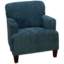 Klaussner Home Furnishings Milo Accent Chair