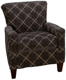 Klaussner Home Furnishings Remi Accent Chair