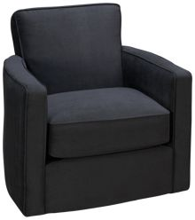 Bauhaus Bauh Simple Accent Swivel Chair