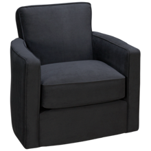 Bauhaus Bauh Simple Accent Swivel Chair
