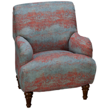 Klaussner Home Furnishings Alexa Accent Chair