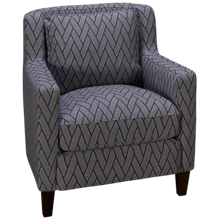 Klaussner Home Furnishings Leisure Accent Chair