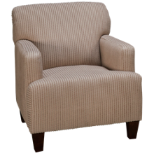 Klaussner Home Furnishings Oliver Accent Chair
