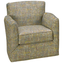 Jonathan Louis Margaret Swivel Accent Chair