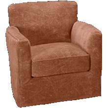 Jonathan Louis Margaret Swivel Accent Chair